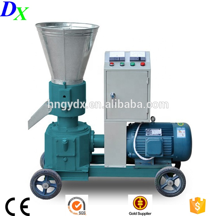 Small capacity animal feed Flat Die for pellet mill