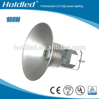 100w led high bay light meanwell driver