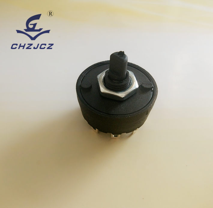 Round Selector Rotary Switch, toaster switch