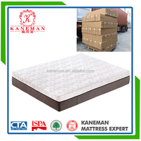 Wholesale low price travel memory foam mattress with box packing