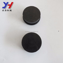 Custom made dynapac rubber silicone shock absorber for heavy duty truck