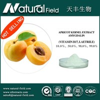 pollution-free base top sale herbal extract bitter apricot seed p.e