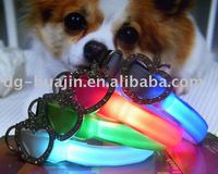 wholesale designer leather pet dog collars/leashes
