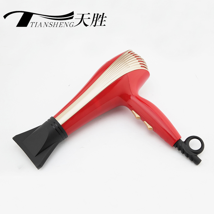 high power long life dc motor household hair dryer professional with powerful motor