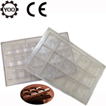 Z0585 Newly Designed acrylic chocolate mold for Factory