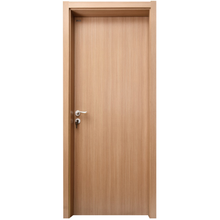 2017 most popular bedroom pvc flush door price Cheap