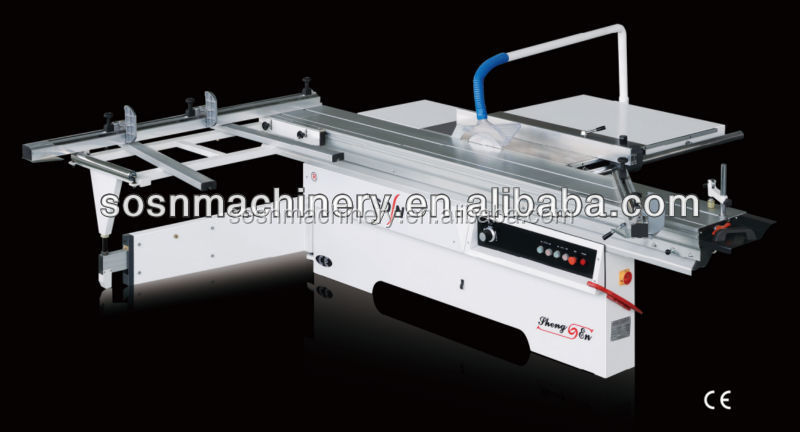 Accurate Plywood Sliding Table Band Saw Machine Panel Saw For Wood Based Panel