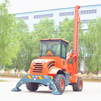 Pile Driver PD4000 Low Price Bore Pile Drilling Machine