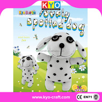 Most cheap socky doll soft puppy toys