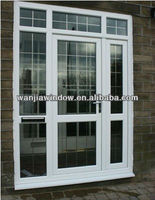 wanjia plastic used door window inserts