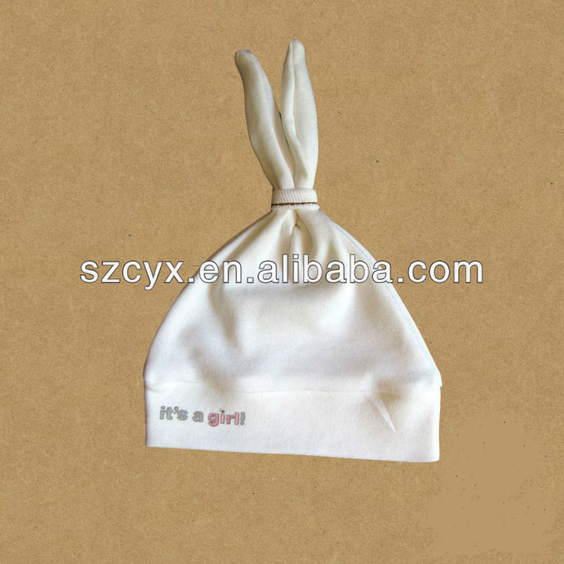 cute baby hat,high quality cotton comfortable infant hat