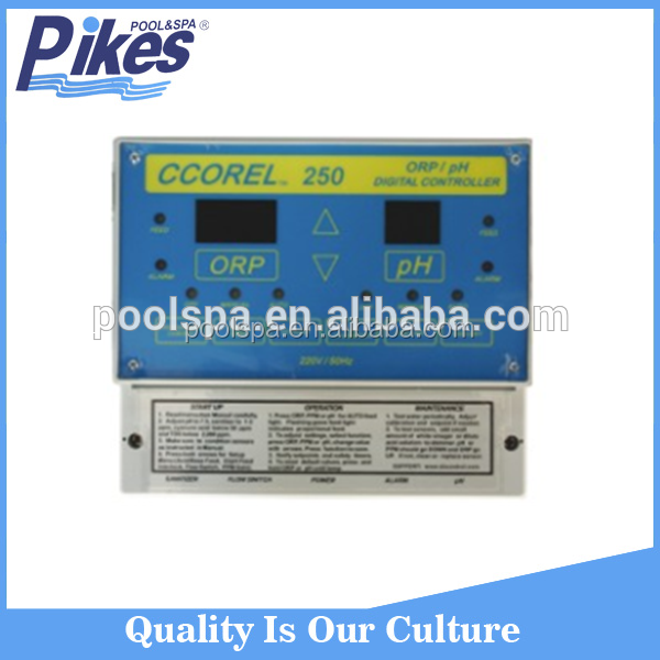 Swimming pool electronic orp ph controller