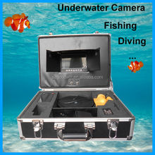 7 inch LCD Color Fish Finder