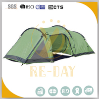 Wholesales latest design of large luxury camping tent for all family