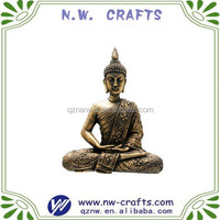 Custom buddha statues resin figure
