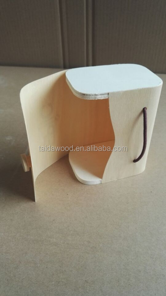 veneer wooden box for outer packaging