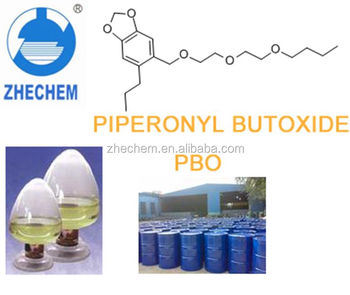 Piperonyl butoxide PBO 95MIN @Flexible payments Insecticide synergist