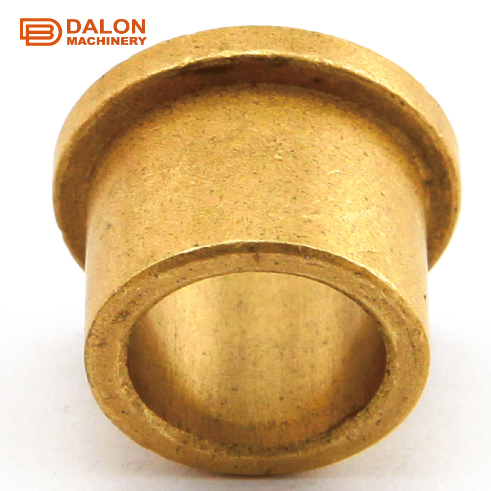 sintered metric oilite iron bronze bushings