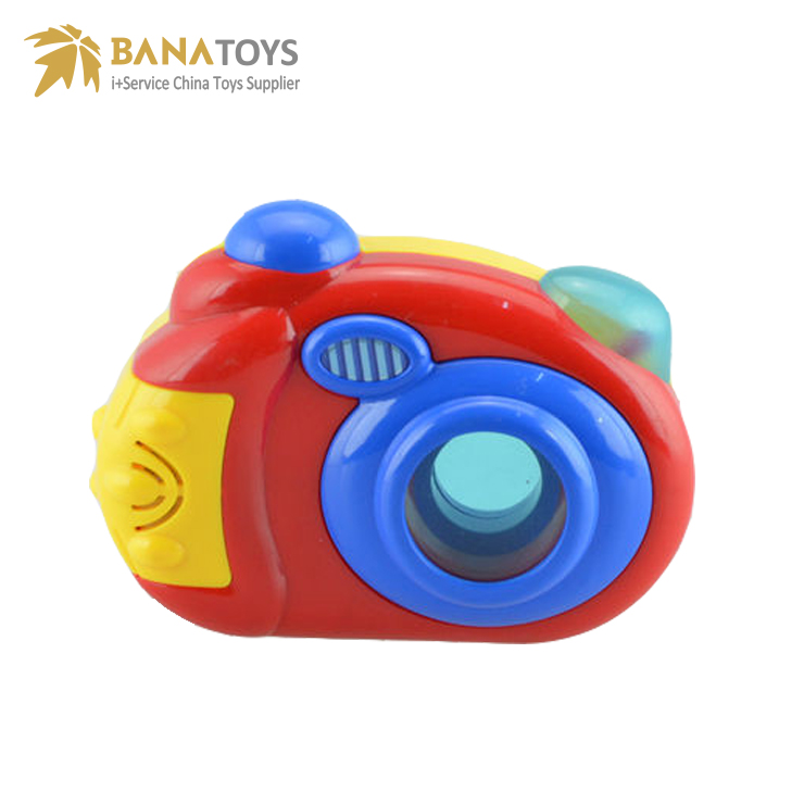 Most popular promotional toy for kid plastic mini toy camera