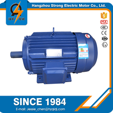 Aluminium housing 3 phase high voltageac air compressor 4kw motor