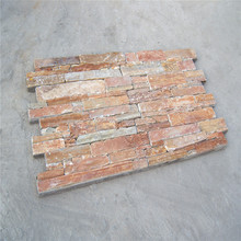 Natural slate wall Slab cladding stone culture blue roofing slate stone
