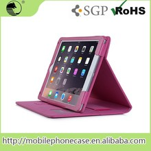 Good Touching Feeling High Quality 360 Degree Tablet Case FOR IPAD AIR 2
