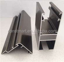 Constmart china professional manufacturer of aluminum profile for sliding door