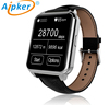 New smart watch phone 2015 with SIM card black and white unisex smart watch