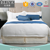Comforter set type hotel living sheets,hotel polycotton bedsheets,valence sheet for hotel