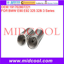 High Quality 191702807221 Chrome Muffler Exhaust Tail Pipe Tip For 2006-2010 BMW E90 E92 325 328i 3 Series