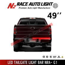 High quality wholesale G2 49'' led tailgate lights for Pickup, SUV, Truck with CE Rohs