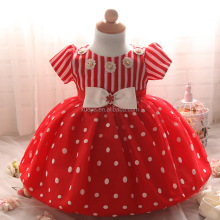 Factory price Best quality OEM design welcomed Girls Birthday baby party dress in chennai