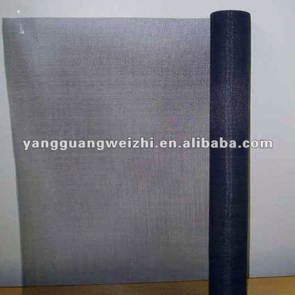 PVC coated Fiberglass insect screen 125g 18*16mesh