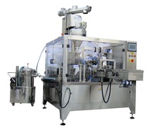High speed automatic stand up Pouch packing machine with low price