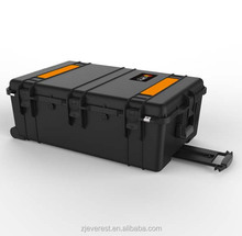Plastic Waterproof Equipment Hard Carry Flight Case