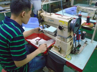 Sewing (Leather Products)