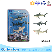 Specialized superior material children deep sea fish small plastic toy fish