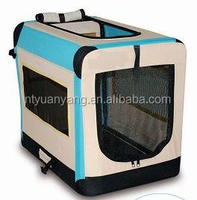 2014 carrying soft pet dog carriers cages house travel bags