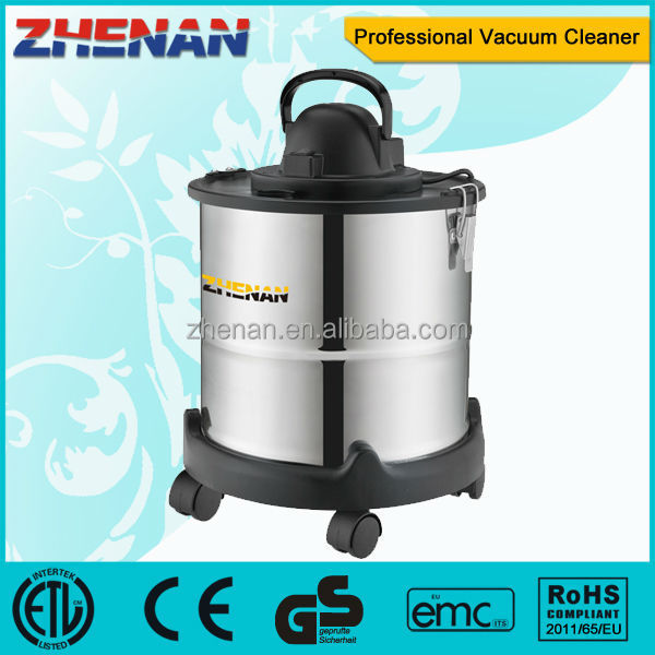 robot sweeper cleaning the dirty classic vacuum cleaner with socket outlet