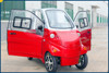 pure electric car for transportation from factory