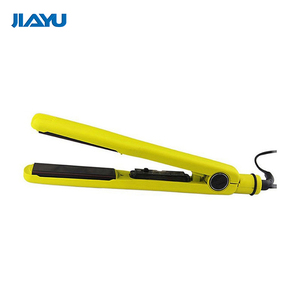 Wholesale barber supplies straightener for hair salon equipment private label flat iron