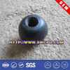 Small hard rubber balls with hole