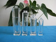20-100ml toiletry packing glass bottles