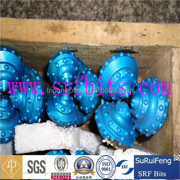API tricone bit/rock bit/TCI bit for oil drilling ,drills wells used sale,water well drilling machine