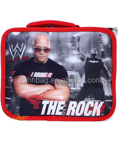 The Rock School Kids Lunch Box/Bag