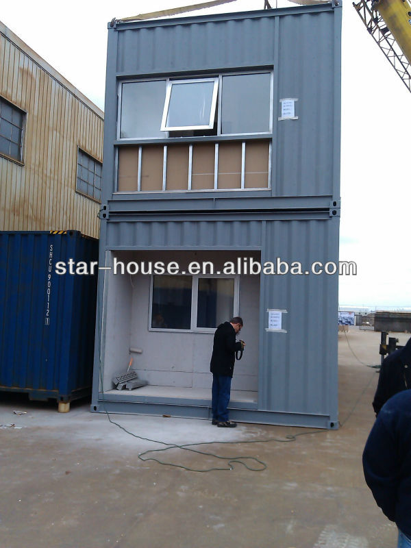 accomodation camping prefabricated building