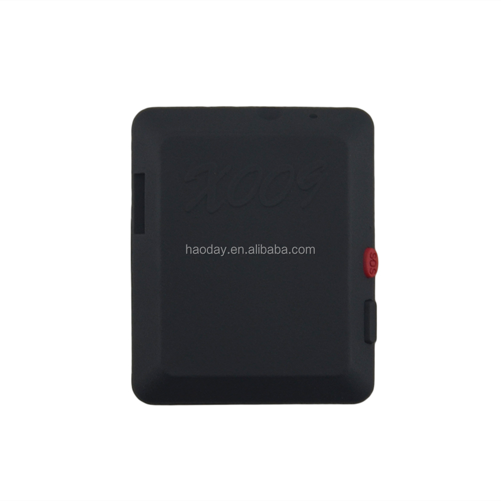 Free Lifetime Web Tracking Personal GSM Tracker <strong>X009</strong> Mini GSM Bug Spy Device 2M Camera Monitor Video Recorder LBS Locator SMS