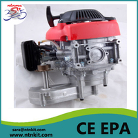 49cc 4 stroke motorized bicycles with petrol engine /bicycle engine parts