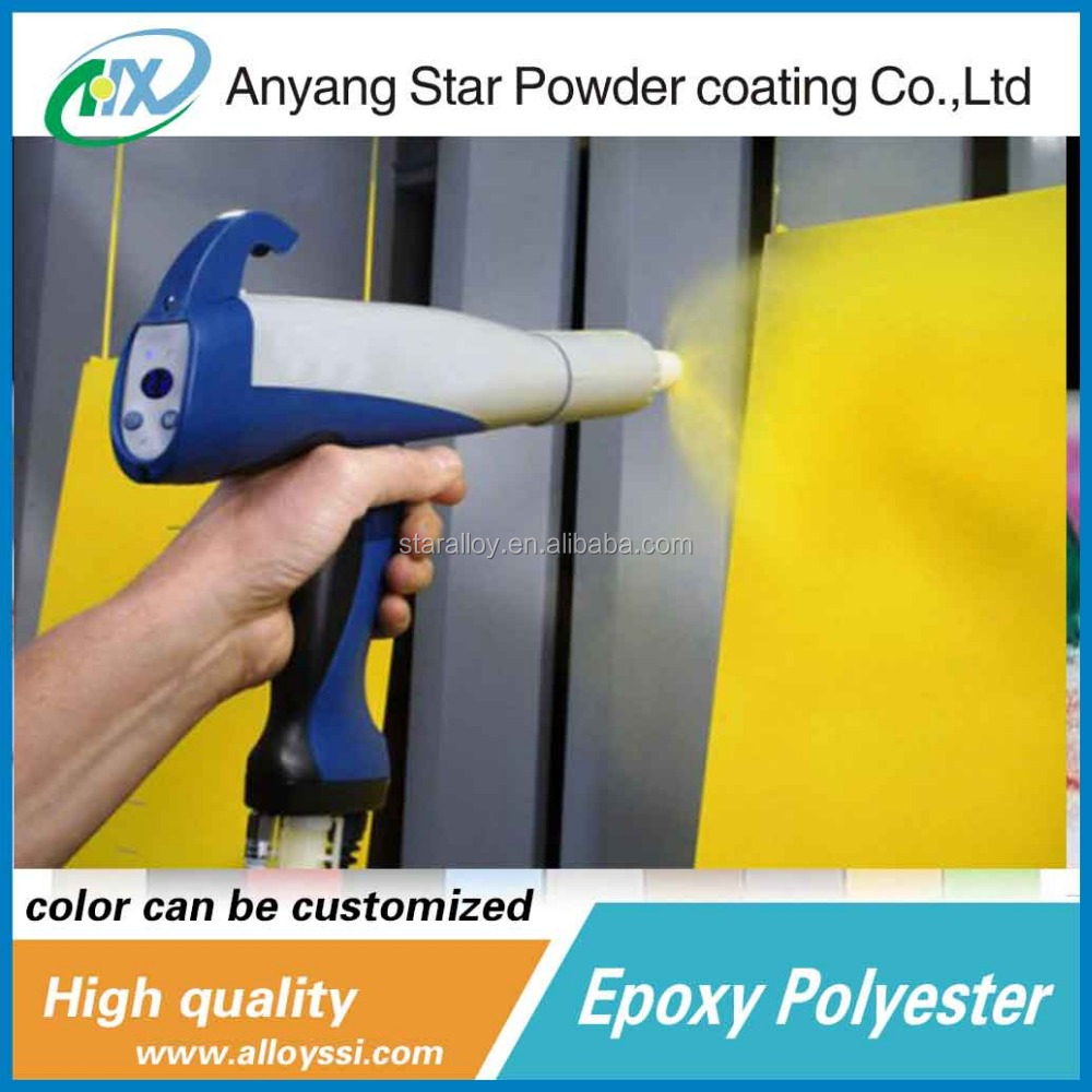 Hot Sale reinforced thermosetting resin pipe powder coating for Appliances