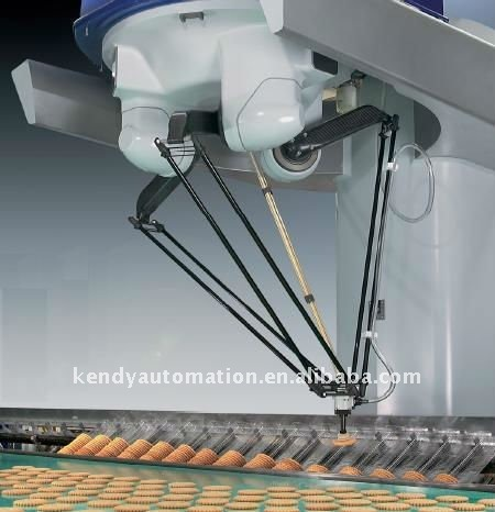 China Kendy pick and place delta robot for food